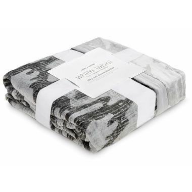 aden + anais Bamboo Silky Soft Dream Blanket Foragers Bear