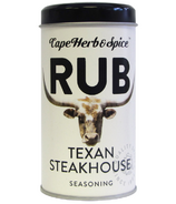 Cape Herb & Spice Rub Shaker Tin Texan Steakhouse