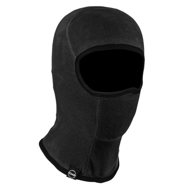 Kombi The Snuggly Fleece + Balaclava Junior Black