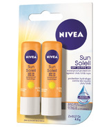Nivea Sun Lip Balm Duo