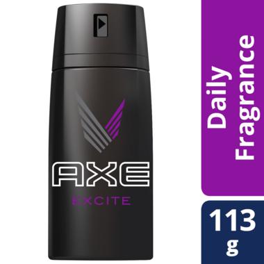 Axe Excite Daily Fragrance
