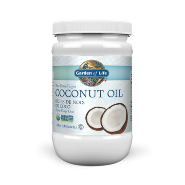 Garden of Life Raw Virgin Coconut Oil