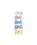 Baby Wisp Small Snap Chic Collection Perfect Pastels