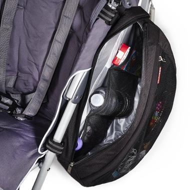 Skip Hop Grab & Go Stroller Saddlebag Black