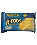 Kinnikinnick KinniTOOS Vanilla Sandwich Creme Cookies