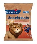 Barbara's Snackimals Animal Cookies