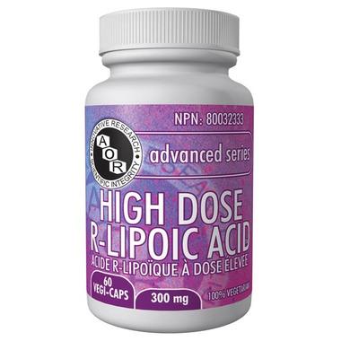 AOR High Dose R-Lipoic Acid