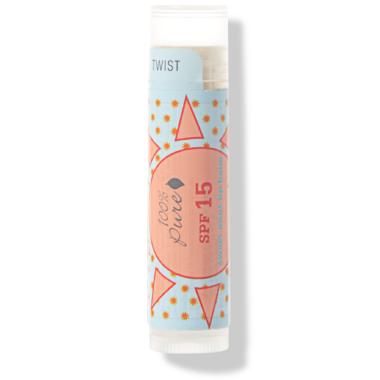 100% Pure SPF15 Sweet Mint Lip Balm