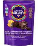 Heavenly Organics Double Dark Chocolate Honey Patties