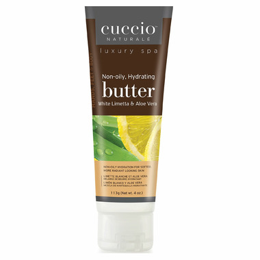 Cuccio Naturale Hydrating Body Butter White Limetta & Aloe Vera