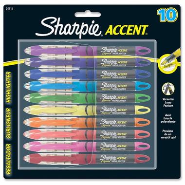 Sharpie Accent Pen-Style Liquid Highlighter