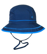 Calikids Quick-Dry Bucket Hat Extra Wide Brim Navy
