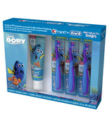 Crest & Oral-B Pro-Health Stages Finding Dory Special Pack