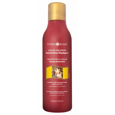 Surya Color Fixation Restorative Shampoo