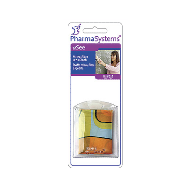 PharmaSystems Micro-Fibre Lens Cloth
