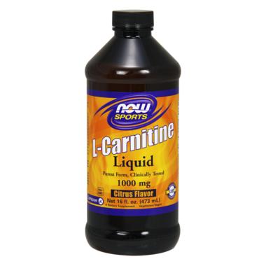 NOW Foods L-Carnitine 2x Liquid