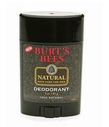 Burt's Bees Natural Skin Care For Men Deodorant