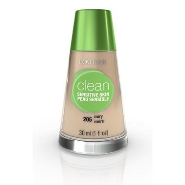 CoverGirl Clean Makeup Sensitive Skin