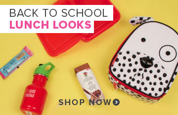 Lunch Looks for Back to School