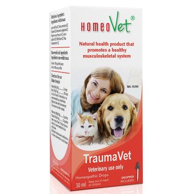 HomeoVet TraumaVet Pet Supplements