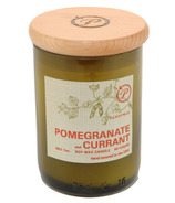 Paddywax ECO Green Pomegranate & Currant Candle