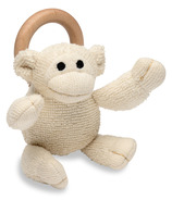 RiNGLEY ZooLEY Natural Teething Toy Monkey