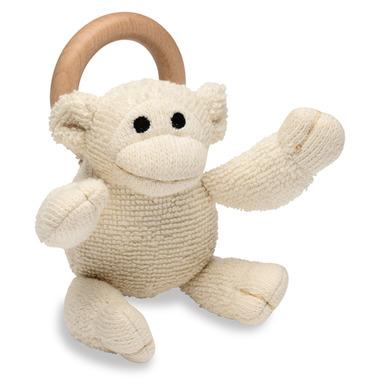 RiNGLEY ZooLEY Natural Teething Toy Monkey