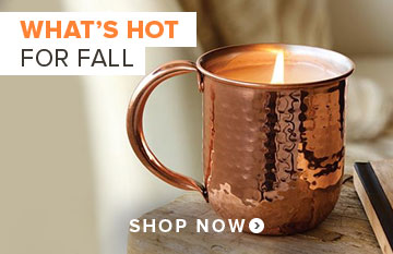 What's Hot for Fall