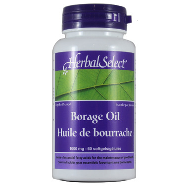 Herbal Select Borage Oil