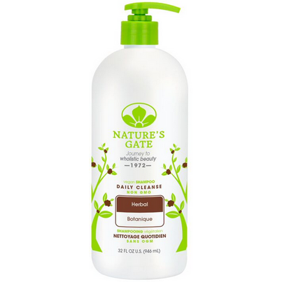 Nature S Gate Baby Shampoo Ingredients