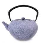 BergHOFF Studio Cast Iron Tea Pot 1.32 qts Purple