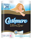 Cashmere Ultra Luxe Bathroom Tissue Double Rolls