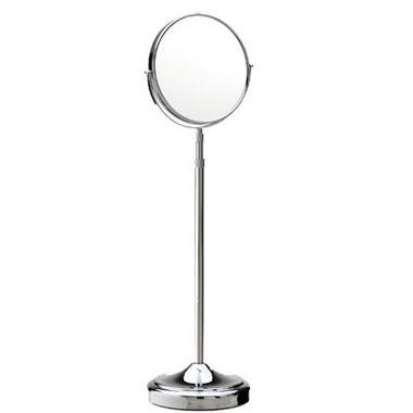 Buy danielle by upper canada tall chrome floor mirror at for Floor mirror canada