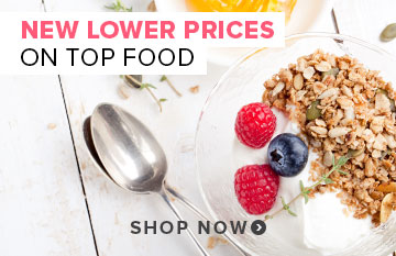 New Lower Prices on Top Food