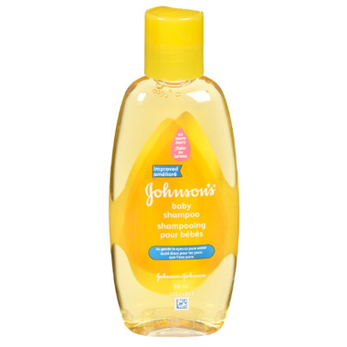 Johnson\'s Baby Shampoo Original Travel Size