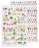 Now Designs Gnome Sweet Gnome Dishtowels Set