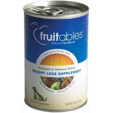 Fruitables Pumpkin & Oatmeal Weight Loss Supplement