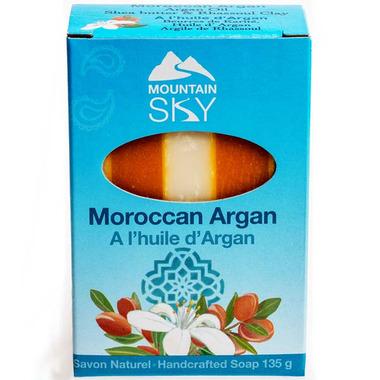 Mountain Sky Moroccan Argan Bar Soap