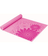 Gaiam Summer Garden Yoga Mat