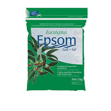 Eucalyptus Epsom Salts (Magnesium Sulfate)