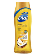 Dial Miracle Oil Body Wash with Coconut Oil
