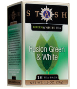 Stash Fusion Green & White Tea
