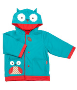 Skip Hop Zoo Little Kid Rain Coat Owl