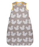 Grobag Baby Sleep Bag 1.0 Anorak Kissing Squirrels