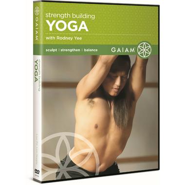 Gaiam: Rodney Yee: Strength Building Yoga