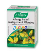 A.Vogel Allergy Relief Tabs Junior