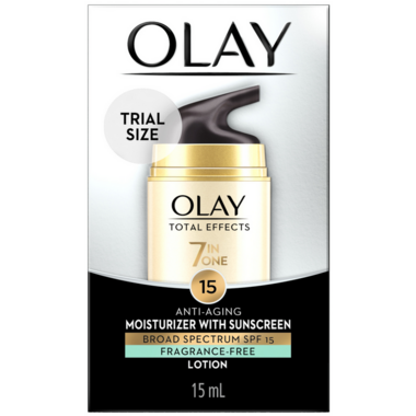 Olay Total Effects 7 In One Anti-Aging Moisturizer With Sunscreen