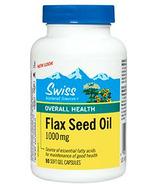 Swiss Natural Flax Seed Oil