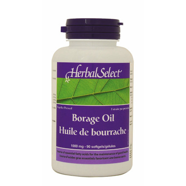 Herbal Select Borage Oil