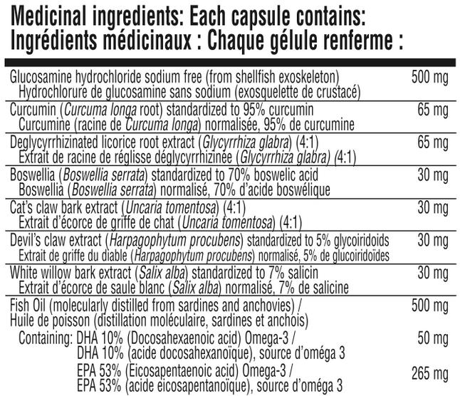 24f3b7226699fe183a84c8fd55acbcef - Relev-X Joint Health (Platinum Naturals), 90 soft gels